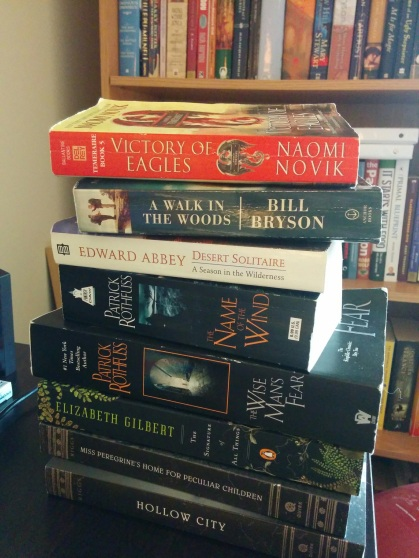 January 2016 books